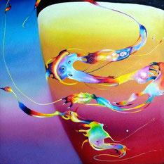 abstraktes Gemälde, abstrakte Kunst, abstrakt, Galerie abstrakte Kunst
