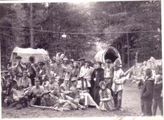 Saison 1961 der Freilichtbühne Bonbaden, Stück winnetou