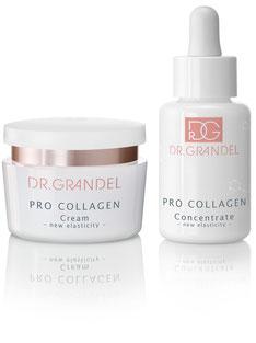 Pro Collagen von Dr. Grandel bei Friseur & Kosmetik Team Kessler erhältlich in Dresden