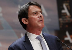 lion Manuel Valls