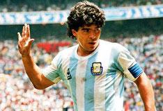 scorpion Diego Maradona