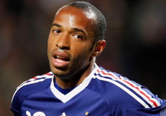 lion Thierry henry