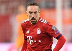 BÉLIER franck Ribery
