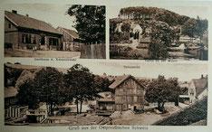 Reußen 1930 (Postkarte)