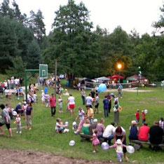 Dorffest in Reußen (2010)  von Martin Bieletzki/ Bericht in der J-P 30