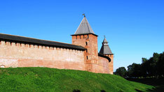 Княжья и Спасская башни