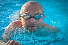 Schwimmen Bewegung Nichtraucher durch Hypnose