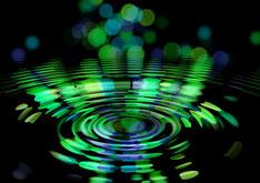 Unterbewusstsein Hypnose rauchfrei konzentrische Kreise