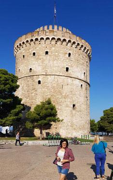 Weisser Turm Λευκός Πύργος