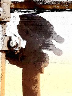 Blick durchs Guckloch