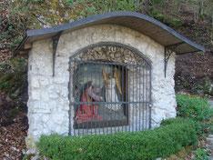 Ölbergkapelle Eschenlohe