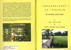 Buch von Mui Vong Sop Erinnerungen an Vietnam