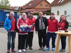 1.Platz vormittag: SCU Bischofstetten