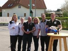 1. Platz SSV Bad Deutsch-Altenburg