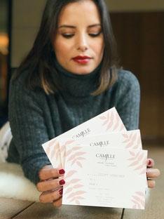 Chèque Cadeau Camille Belgian Creation