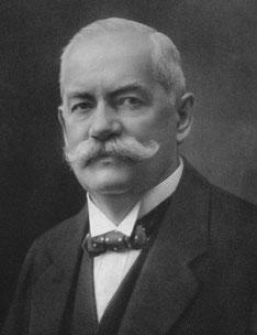 Ernst Commentz, gest. 1920
