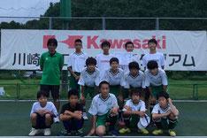男子優勝 中央中学校