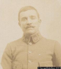 Julien Samson guerre 14-18 sous-lieutenant