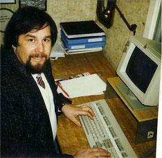 Erster Computer-Anwender in ganz Solingen.