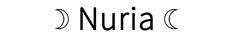 Nuria ° The Bringer of Light  ° Nachtleuchtende Kette * Designed and Manufactured by Elfgard® Germany