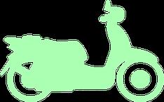 assurance moto scooter vert comparateur comparatif comparaison