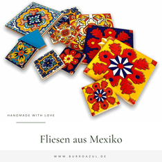Mexiko Fliesen