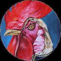 galerie tableau numérique art peinture acrylique artiste émergeant