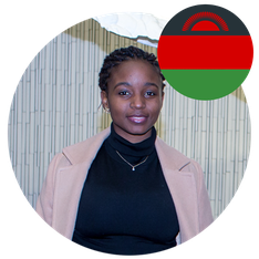 Study in Japan for Africa- Ms Frances Chikanda- Malawi