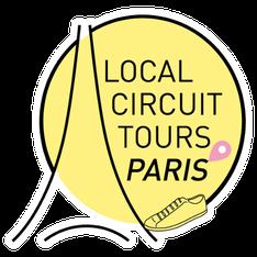 local circuit tour paris guide conférencière