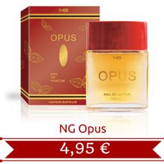 NG Opus Eau de Parfum 100 ml