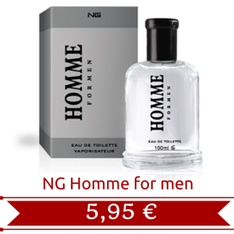 NG Homme for men