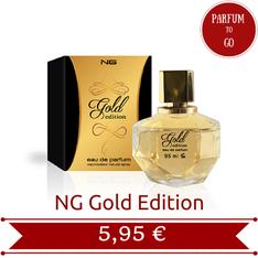 NG Gold Edition Eau de Parfum 95 ml