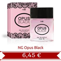 NG Opus Black  Eau de Parfum 100 ml