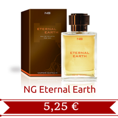 NG Eternal Earth Eau de Toilette