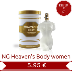NG Heavens Body women Eau de Parfum 100 ml