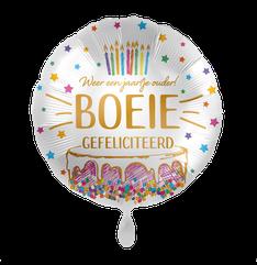 Folieballon € 4,50 43cm