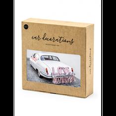 Autodecoratie Set – Just Married €19,95
