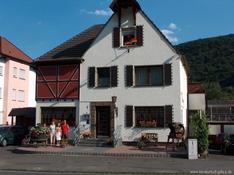 Zimmervermietung im Weingut Klosterhog-Gilles in Marienthal