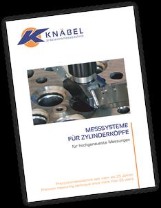 Knäbel Prospekt Messsysteme für Zylinderköpfe