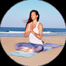 Yoga und Surfcamp Spanien