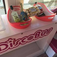 autobús discoteca despedida de solteras