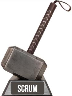 Scrum hammer