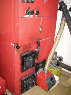 Umrüstung PV 20 von Nordland Heizgeräte