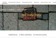 Wohnungssuche auf Deutsch