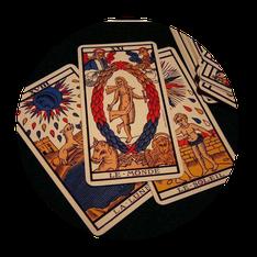 Tarologie, cartes de tarots