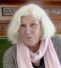 Micaela Sauber um 2015