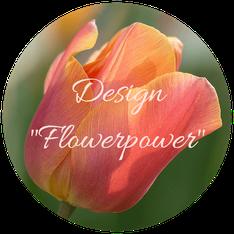"Jimdo Creator Template ""Flowerpower"" (Unikat)"