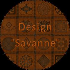 "Jimdo Creator Template ""Savanne"" (Unikat)"