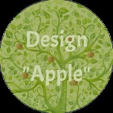 """Jimdo Creator Template """"Apple"""" (Unikat)"""