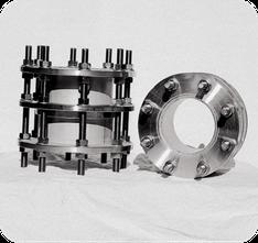 Spannungsfreier Ein-und Ausbau von Armaturen / Pumpen mit Pass-und Ausbaustücken